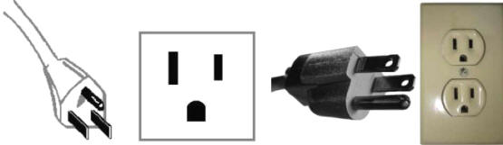 Diagram Of North American Plug From Dummies