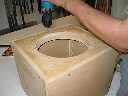 Subwoofer Box Design For 12 Inch >> How to Make Wooden Home-Made DIY Speakers - Electronics Educational Practical Engineering Hobby ...